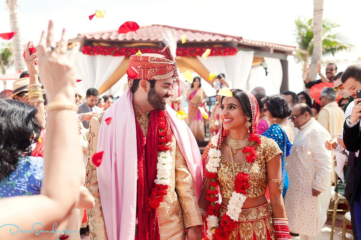 wedding indian royal destination happy couple rita events hindu weddings samir