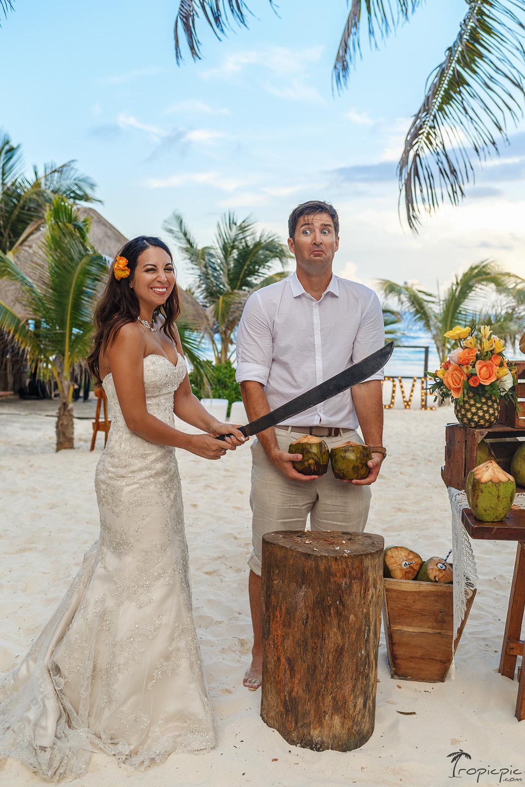 Mango Weddings & Events | Tropical Tulum Destination Wedding
